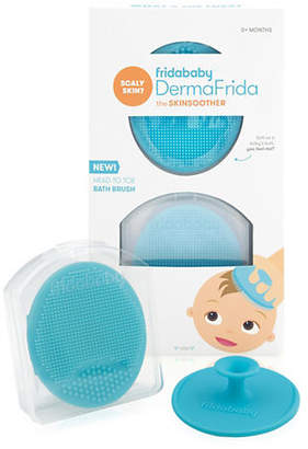 FRIDABABY Two-Pack DermaFrida the Skinsoother Silicone Bath Brushes