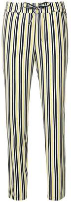 Liu Jo striped trousers