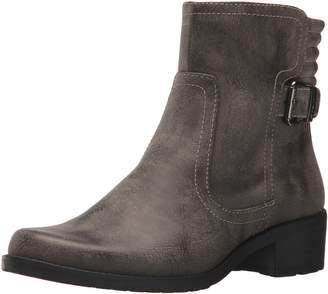 Anne Klein AK Sport Women's Lanette Motorcycle Boot