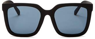 Quay Genesis Oversized Square Sunglasses, 55mm $60 thestylecure.com