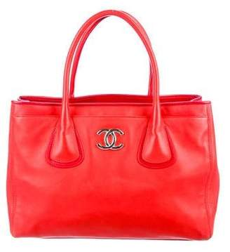 Chanel Ultra Soft Executive Cerf Tote