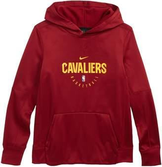 Nike NBA Logo Cleveland Cavaliers Spotlight Dri-FIT Hoodie