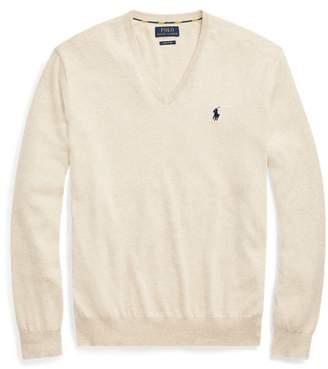 b7f0c04f649 Slim Fit Mens V-neck Jumper - ShopStyle UK