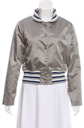 Tommy Hilfiger Long Sleeve Bomber Jacket