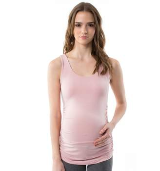 Pip & Vine By Rosie Pope Maternity Pip & Vine by Rosie Pope Ruched Tank