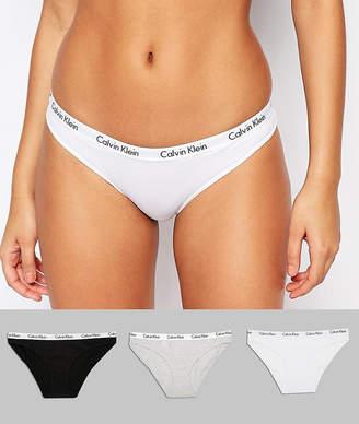 Calvin Klein (カルバン クライン) - Calvin Klein Carousel 3 Pack Brief