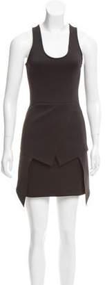 Yigal Azrouel Cut25 by Neoprene Sleeveless Dress
