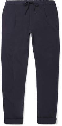 Camoshita Easy Cotton-Twill Trousers