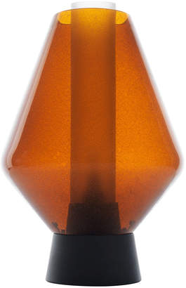 Diesel Metal Glass 1 Table Lamp - Amber