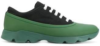 Marni panelled runner sneakers