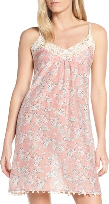 Papinelle Isabelle Cotton & Silk Nightgown