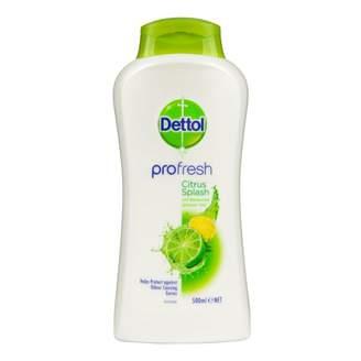 Dettol ProFresh Shower Gel Citrus Splash 500 mL