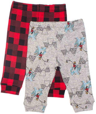 Buffalo David Bitton Rosie Pope Baby Rosie Pope Set Of 2 Forest Prince & Plaid Pants