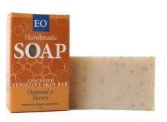 EO Oatmeal Honey Sensitive Skin Soap Bar