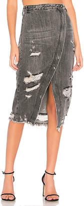 One Teaspoon Society Skirt.