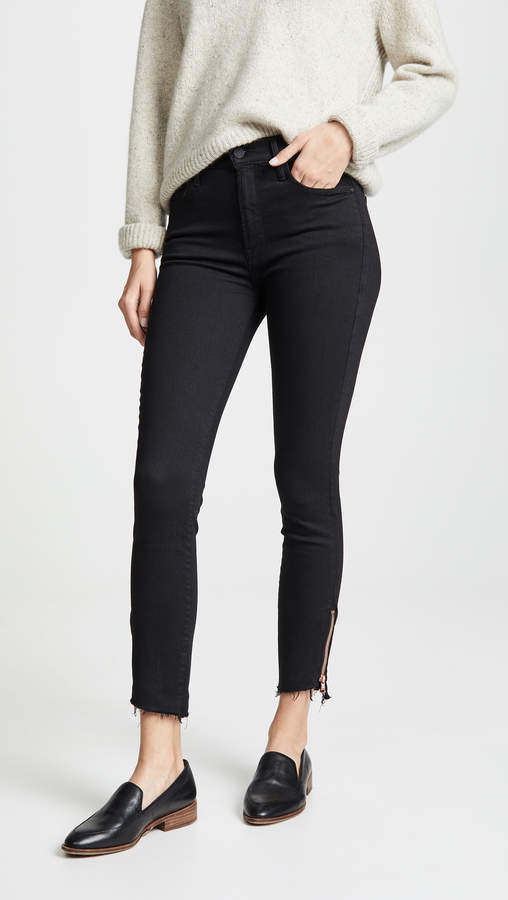 The Stunner Double Zip Jeans