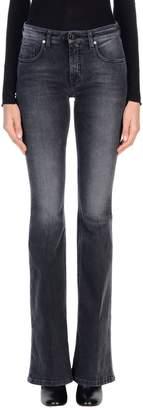 Victoria Beckham VICTORIA, Denim pants - Item 42670307XQ