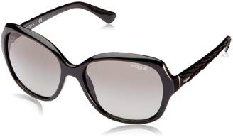 Vogue Women's Injected Woman Sunglass 0vo2871s Square
