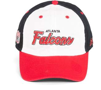 Reebok New Atlanta Falcons Low Profile Fitted NFL Hat Cap - Black (4 Sizes Available), L