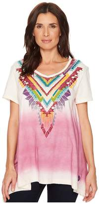 Double D Ranchwear Hold On Loosely Top Women's Clothing