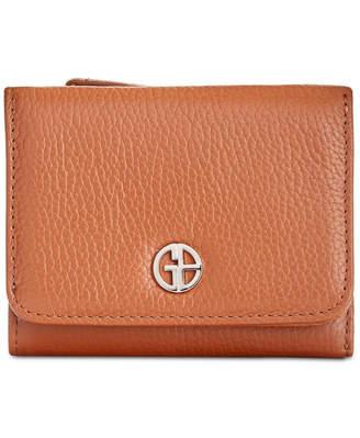 Giani Bernini Softy Leather Trifold Wallet