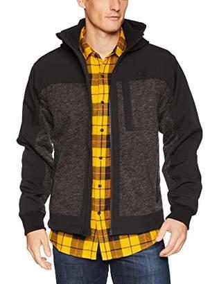 Cinch Men's Pieced Bonded Jacket with Hood
