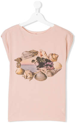 Stella McCartney graphic print T-shirt