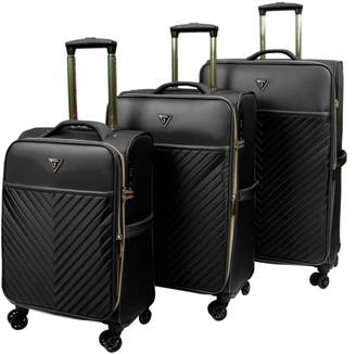 GUESS 3-Piece Melissa Luggage Set