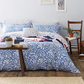 debe5fd66731e Joules Orchard Ditsy Duvet Cover - Blue Yonder - Single
