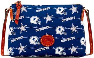 Dooney & Bourke NFL Cowboys Crossbody Pouchette