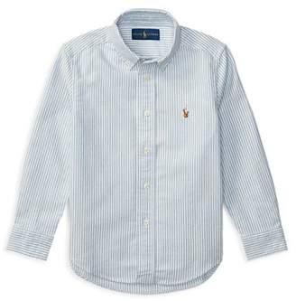 Ralph Lauren Boys' Button-Down Shirt - Little Kid