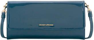 Dooney & Bourke Patent Leather Crossbody Clutch