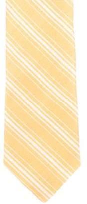 Isaia Silk & Linen-Blend Tie