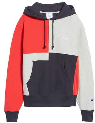 Champion Colorblock Hoodie