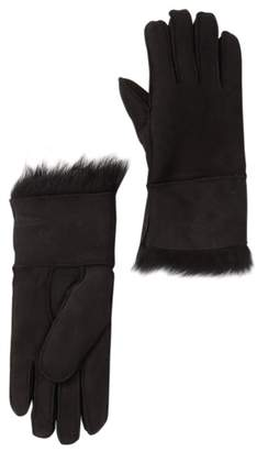 Surell Toscana Genuine Shearling Gloves