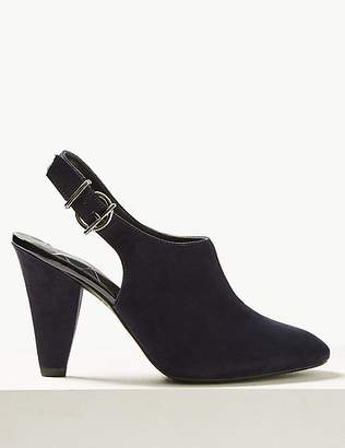 Marks and Spencer High Front Slingback Court Shoes