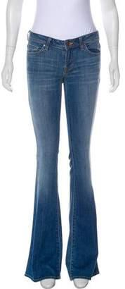 Genetic Los Angeles High-Rise Wide-Leg Jeans