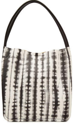 Proenza Schouler Anniversary Collection Tie-Dye Printed Leather Tote