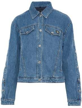 J Brand Appliquéd Denim Jacket