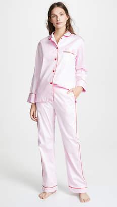 Sleeper Donut Pink PJ Set