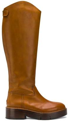 Clergerie Canada knee high boots