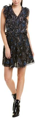 Zadig & Voltaire Rimana Drop-Waist Dress