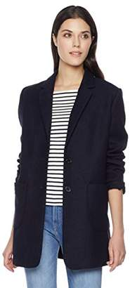 Suite Alice Two Button Notch Lapel Boyfriend Blazer