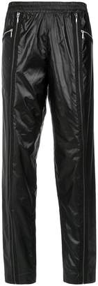 M·A·C Mara Mac zipped straight trousers