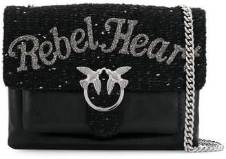 Pinko Big Love 'Rebel Heart' crossbody bag