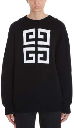 Givenchy 4g Crew-neck Sweater