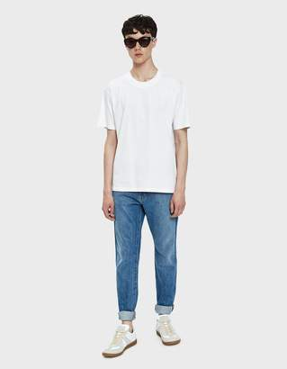 Need Wide Rib T-Shirt in White