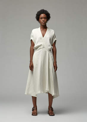 Zero Maria Cornejo Aki Wave Dress