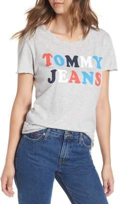 Tommy Jeans TJW Summer Logo Tee