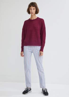 Etoile Isabel Marant Cliftony Mohair Crewneck Sweater